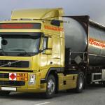 Водитель осуществляющий дорожную перевозку опасных грузов